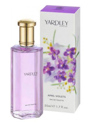 April Violets Contemporary Edition Yardley
