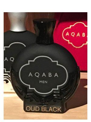 Aqaba Oud Black Aqaba