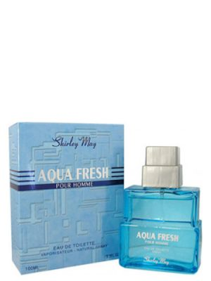 Aqua Fresh Shirley May