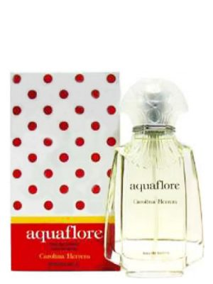 AquaFlore Carolina Herrera