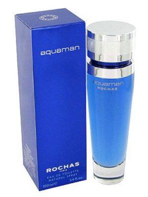 Aquaman Rochas
