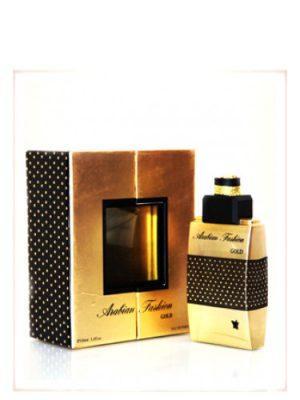 Arabian Fashion Gold Arabian Oud