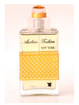 Arabian Fashion New York Arabian Oud