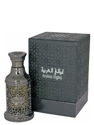 Arabian Nights Black Arabian Oud