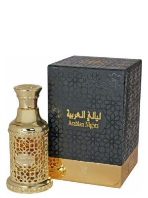 Arabian Nights Gold Arabian Oud