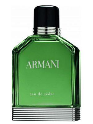 Armani Eau de Cèdre Giorgio Armani