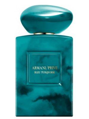 Armani Privé Bleu Turquoise Giorgio Armani