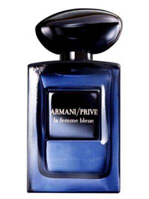 Armani Prive La Femme Bleue Giorgio Armani