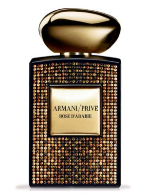 Armani Prive Rose d'Arabie Limited Edition Swarovski Giorgio Armani