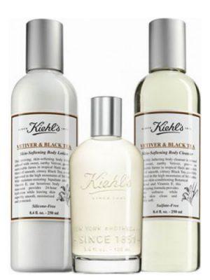 Aromatic Blends: Vetiver & Black Tea Kiehl's
