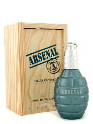 Arsenal Blue Gilles Cantuel