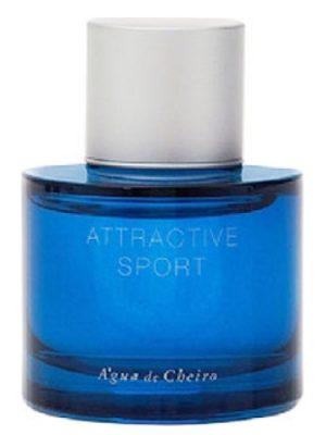 Attractive Masculino Sport Água de Cheiro
