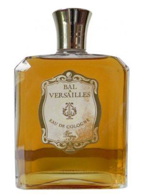 Bal à Versailles Eau de Cologne Jean Desprez