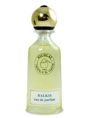Balkis Nicolai Parfumeur Createur