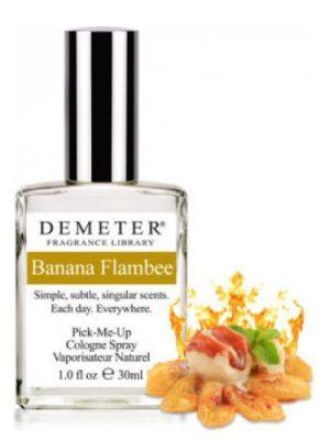 Banana Flambee Demeter Fragrance