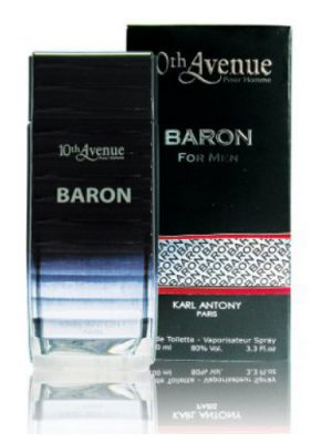 Baron 10th Avenue Karl Antony