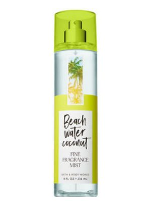 Beach Water Coconut Bath and Body Works