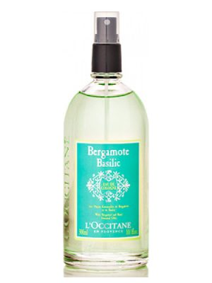 Bergamota e Basílico L'Occitane en Provence