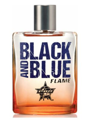 Black And Blue Flame Tru Fragrances