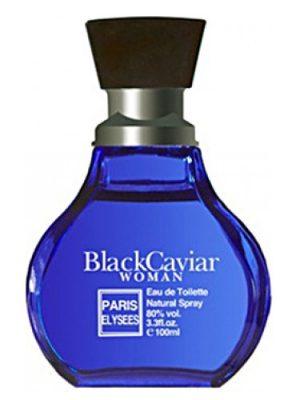 Black Caviar Woman Paris Elysees