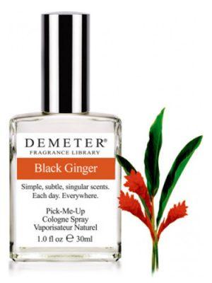 Black Ginger Demeter Fragrance