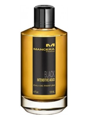 Black Intensitive Aoud Mancera