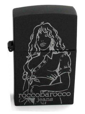 Black Jeans Femme Roccobarocco