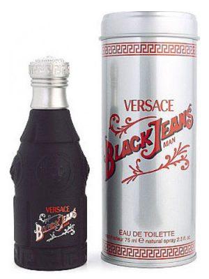 Black Jeans Versace