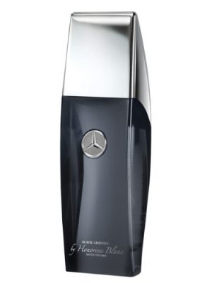Black Leather by Honorine Blanc Mercedes-Benz