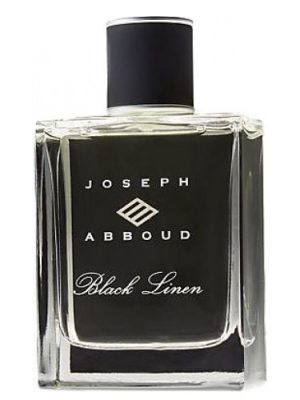 Black Linen Joseph Abboud