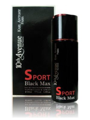 Black Max Sport 10th Avenue Karl Antony