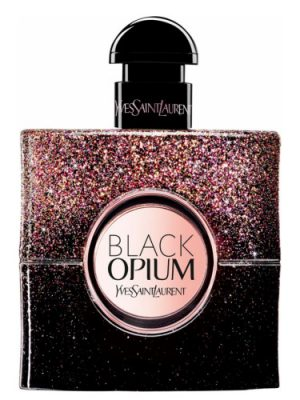 Black Opium Dazzling Lights Edition Yves Saint Laurent