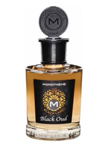 Black Oud Monotheme Fine Fragrances Venezia