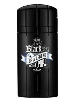 Black XS Be a Legend Iggy Pop Paco Rabanne