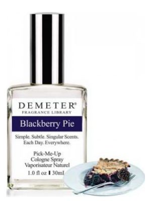 Blackberry Pie Demeter Fragrance