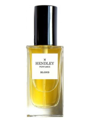 Blond Hendley Perfumes
