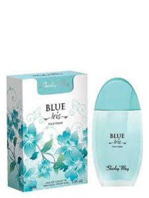 Blue Iris  Shirley May