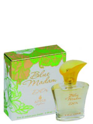 Blue Madam D'or Apple Parfums