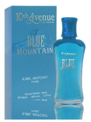 Blue Mountain 10th Avenue Karl Antony