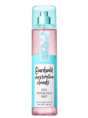 Boardwalk Marshmallow Clouds Bath and Body Works