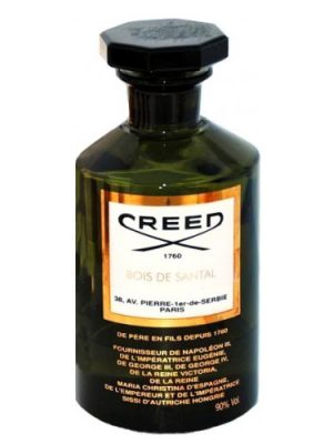 Bois de Santal Creed