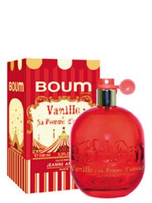 Boum Vanille Sa Pomme d'Amour Jeanne Arthes