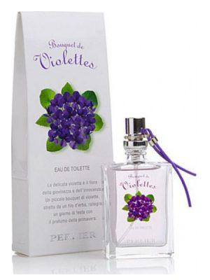 Bouquet de Violettes Perlier