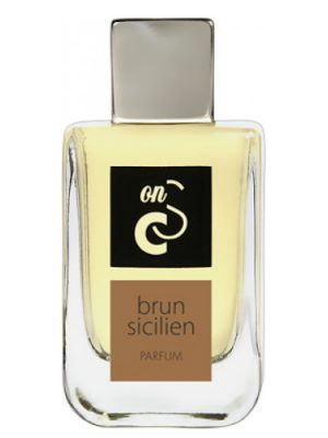 Brun Sicilien Scent on Canvas