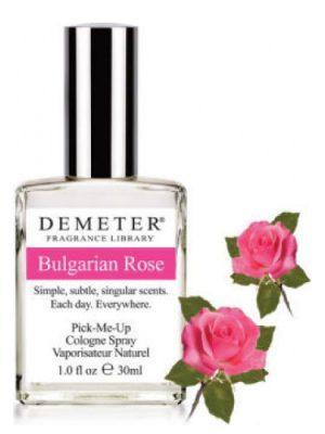 Bulgarian Rose Demeter Fragrance