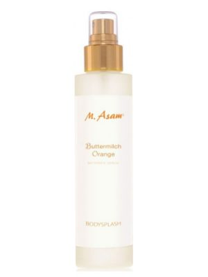 Buttermilch Orange (Buttermilk Orange) M. Asam