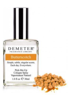 Butterscotch Demeter Fragrance