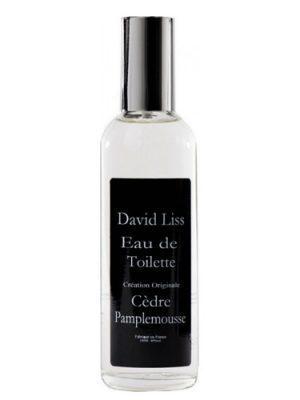 Cédre Pamplemousse David LISS Parfums