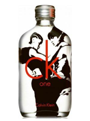 CK One Collector Bottle 2008 Calvin Klein
