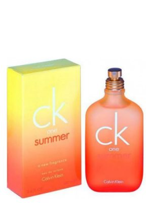 CK One Summer 2005 Calvin Klein